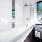 Lustrolite high gloss wall panels