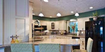 Universal Design Kitchen Lighting