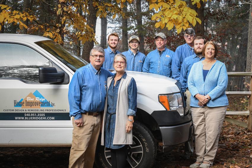 Blue Ridge Home Improvement Team