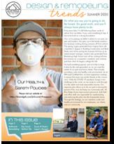Blue Ridge Home Improvement Newsletter Summer 2020