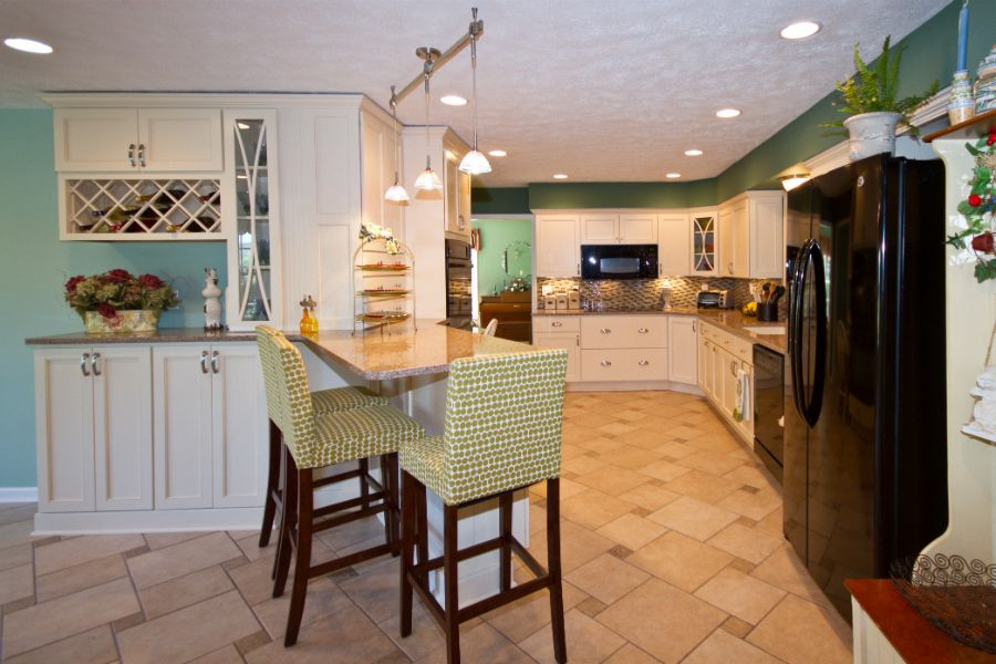 Kitchen Remodel In Blacksburg Virginia Blue Ridge Home Improvement