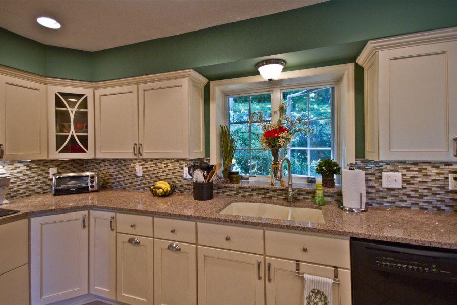 Kitchen remodel in blacksburg virginia blue ridge home for Upgraded kitchen ideas
