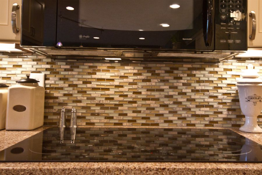 Custom Tile Backsplash